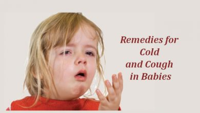Photo of Treat Cold and Cough: Remedies for Cold and Cough in Babies