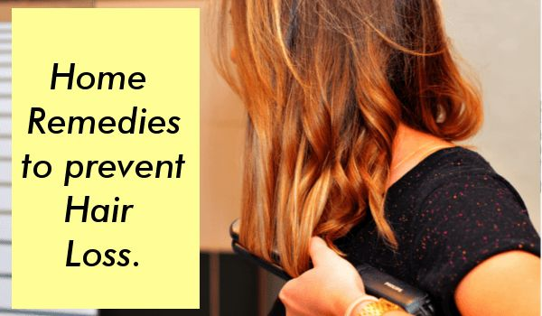 Photo of Best Home Remedies for Hair Loss that Actually Worked