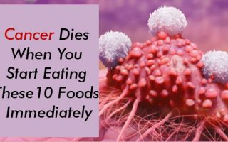 Cancer Dies Start Eating These 10 Foods Immediately