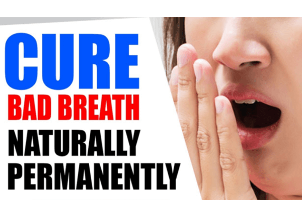 How To Cure Bad Breath Home Remedies