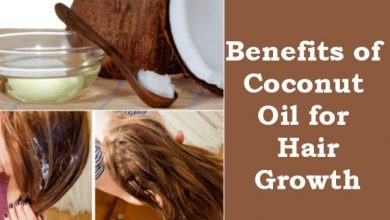 Benefits of coconut Oil for Hair Growth