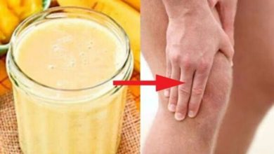 Photo of This Homemade Drink Will Help You to Eliminate the Knee and Joint Pain