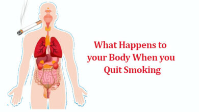 Photo of What Happens to your Body When you Quit Smoking
