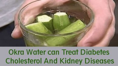 Okra Water can Treat Diabetes Cholesterol And Kidney Diseases