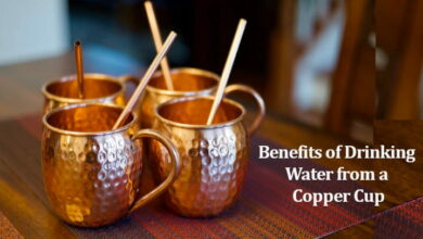 Photo of 10 Shocking Benefits of Drinking Water from a Copper Cup