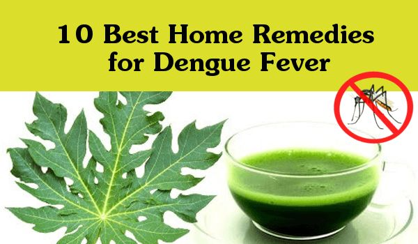 Photo of 10 Best Home Remedies for Dengue Fever at Home