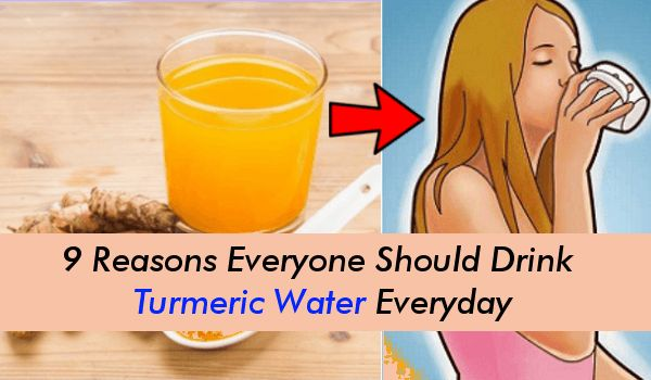 Photo of 9 Reasons Everyone Should Drink Turmeric Water Everyday