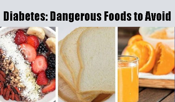 Photo of 9 Most Dangerous Foods to Avoid with Diabetes