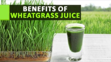 Health Benefits of Drinking Wheatgrass Juice
