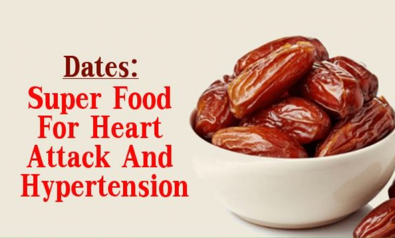 health benefits of dates super food for heart attack