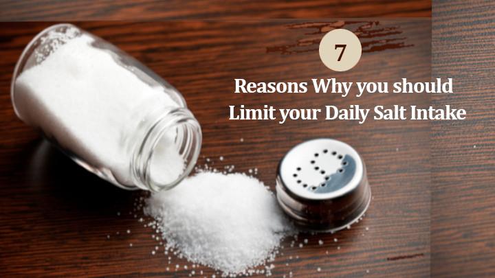 Daily Salt Intake