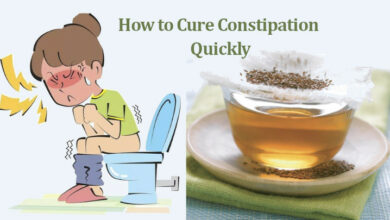 How to Cure Constipation Quickly