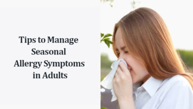 Photo of Home Remedies to Manage Seasonal Allergy Symptoms in Adults