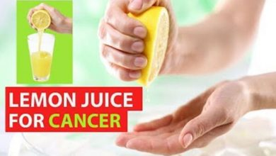 Photo of The Benefits and Uses of Lemon Juice for Cancer