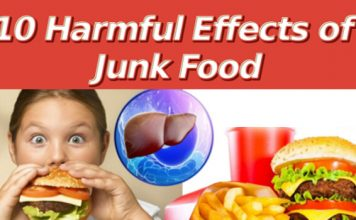 10 Harmful Effects of Junk Food on the Body