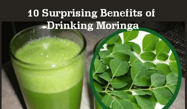 Moringa Leaves Benefits: 10 Surprising Benefits of Drinking Moringa