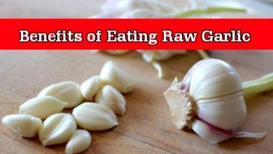Photo of Benefits of Eating Raw Garlic in Empty Stomach Everyday