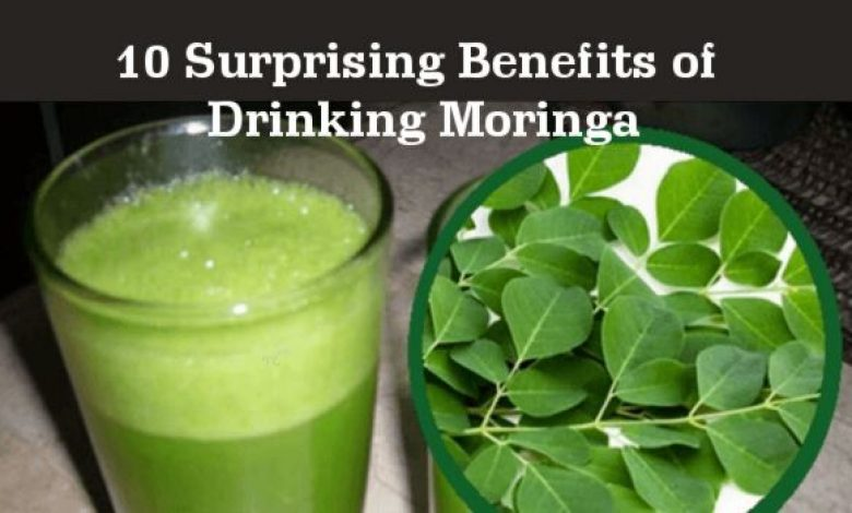 Moringa Leaves Benefits: 10 Surprising Benefits of Drinking Moringa