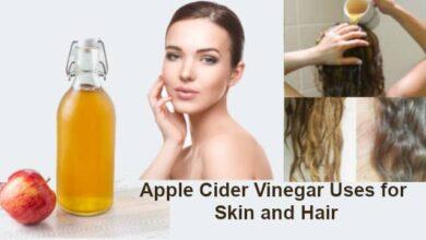 Apple Cider Vinegar Uses for Skin Hair body