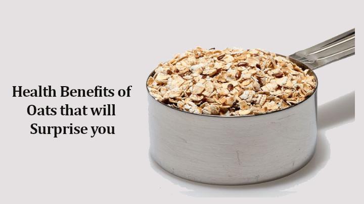 Health Benefits of Oats