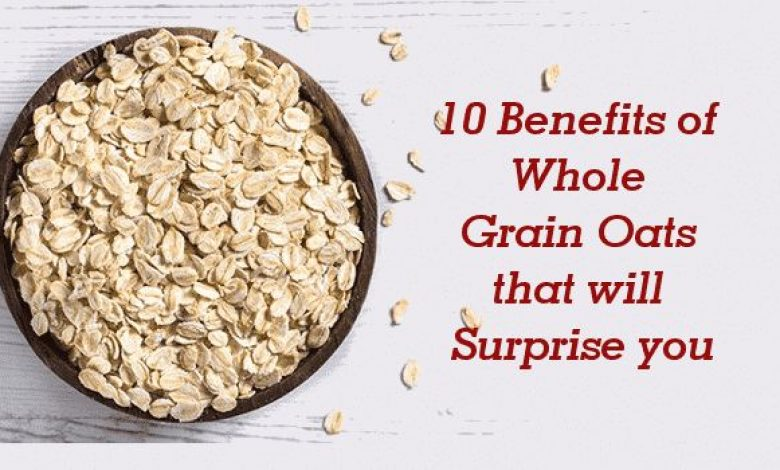 Benefits of Whole Grain Oats