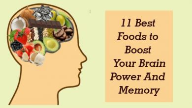 Photo of 11 Best Foods that Boost Brain Power and Memory