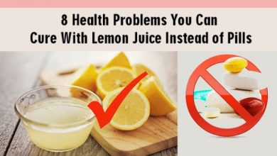 8 Health Problems You Can Cure With Lemon Juice Instead of Pills