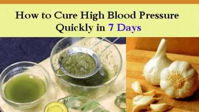 Photo of How to Cure High Blood Pressure Quickly in 7 Days