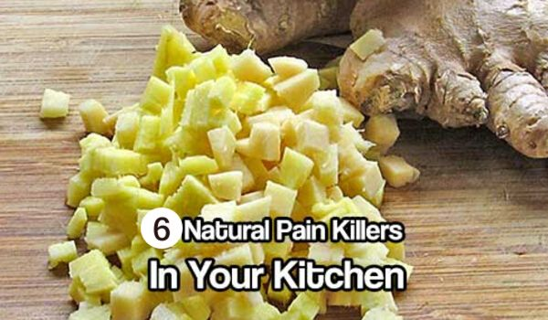 Photo of 6 Powerful Natural Painkillers Found in Your Kitchen to Get Instant Relief