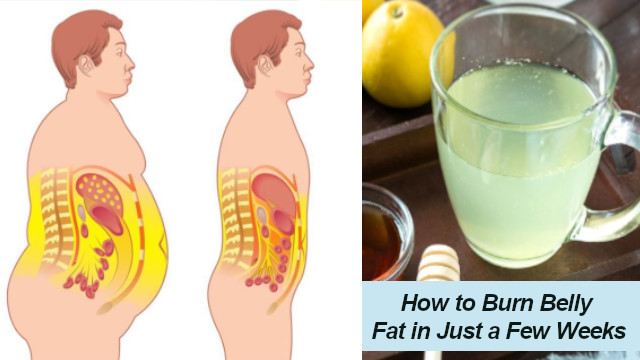 How to Burn Belly Fat in Just a Few Weeks