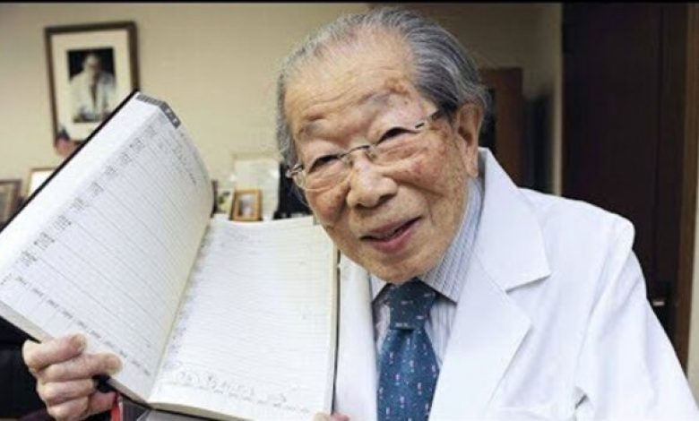 105 Year Old Japanese Doctor Reveals the Secret of Long And Healthy Life!