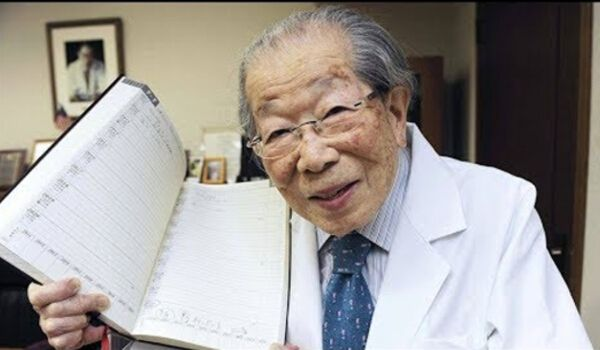 Photo of 105 Year Old Japanese Doctor Reveals the Secret of Long And Healthy Life!