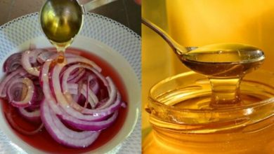 Photo of Eat Honey Mixed With Onions, This Will Happen To Your Body