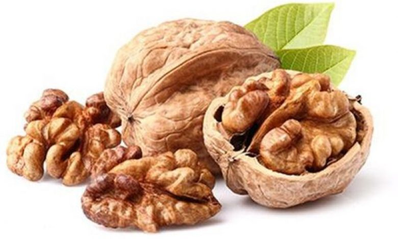Eat 5 Walnuts Everyday