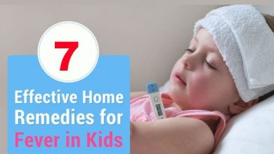 Photo of How to Reduce Fever in Children within 2 minutes!