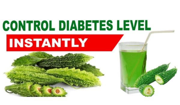 Control Your Diabetes and Blood Glucose Level Instantly with Bitter Melon( Bitter Gourd)!