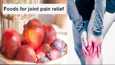 Foods that Help with Arthritis Joint Pain
