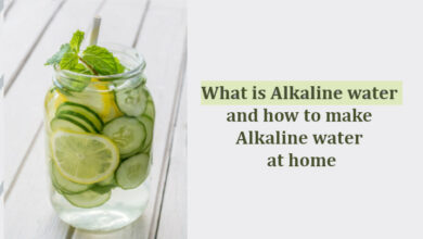 Photo of What is Alkaline Water and How to make Alkaline Water at Home