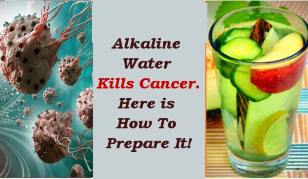 What is Alkaline Water? The World Needs To Know That Alkaline Water Kills Cancer!