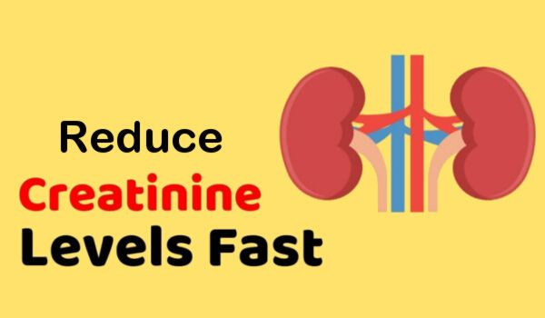 Ways to Reduce Creatinine Level