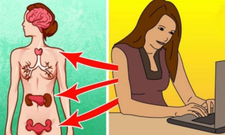 10 Scary Dangers of Sitting Too Much