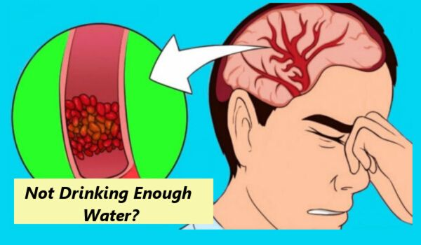 Photo of 10 Warning Symptoms of not drinking enough water
