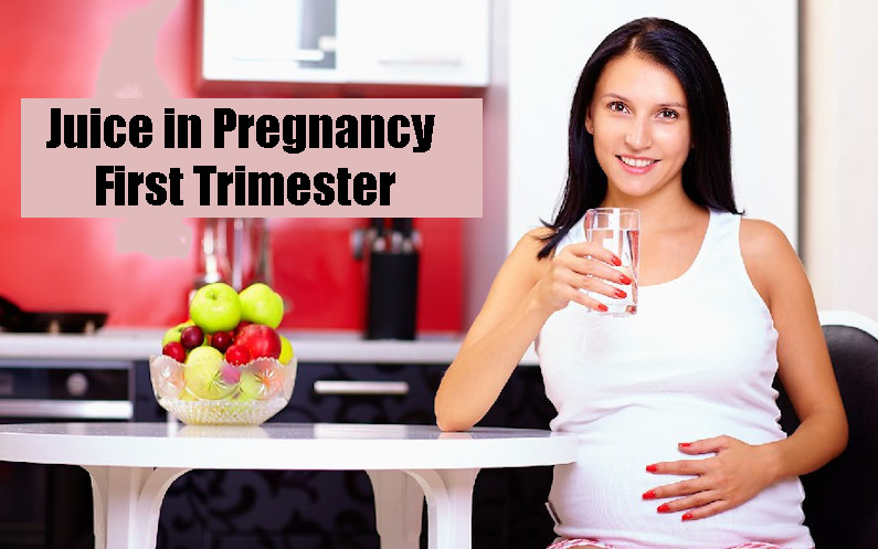 5 Best Healthy Fruit Juice in Pregnancy First Trimester