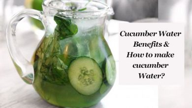 Photo of 10 Surprising Benefits of Cucumber Water and How to Make It