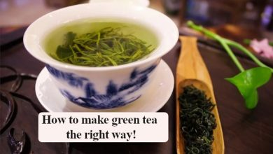 Photo of Green Tea Benefits: How to Make Green Tea the Right Way!