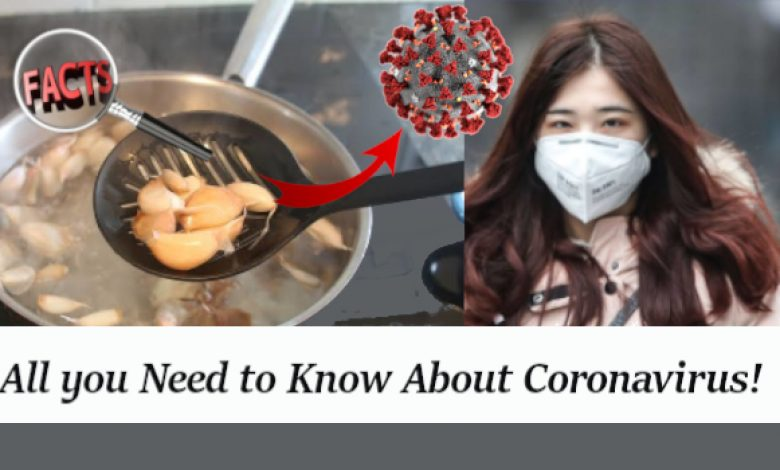 Garlic Cure Coronavirus