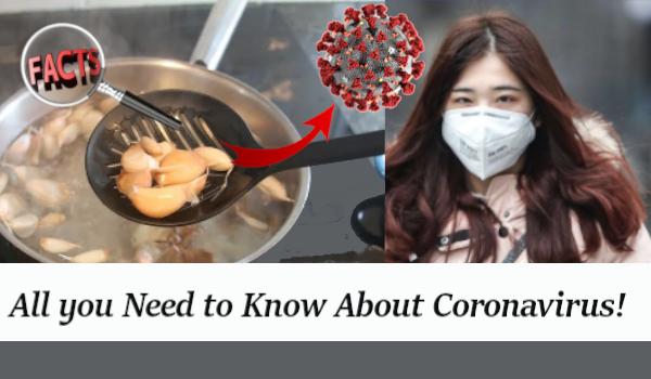 Garlic Cure Coronavirus