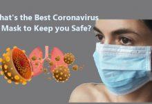 Photo of Face Mask for Coronavirus: What's the Best Coronavirus Masks to Keep you Safe?