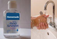 Photo of Homemade Hand Sanitizer: How to Make Hand Sanitizer (recipe)