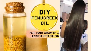 Fenugreek Oil for Hair